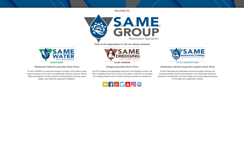 same-group-website - Creative Identity