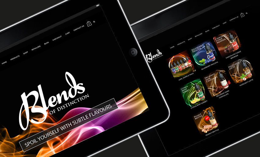 blends-website