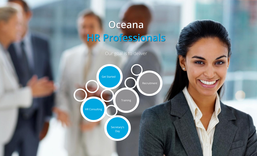 oceana-website - Creative Identity