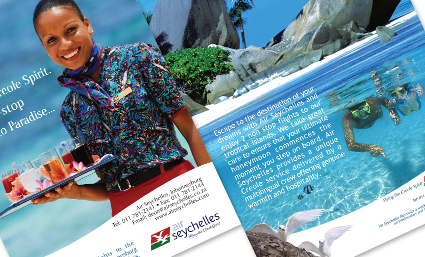 air-seychelles-advert - Creative Identity