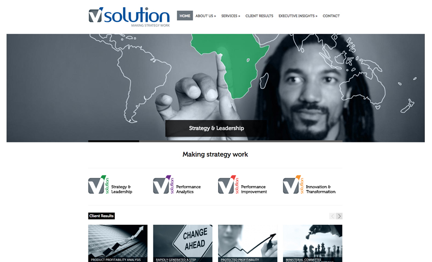 vsolution-website - Creative Identity