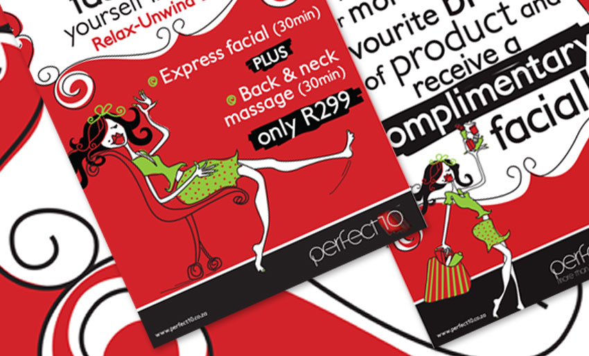 perfect-10-retail-posters - Creative Identity